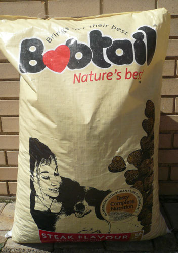 Bobtail 50kg Dog Food