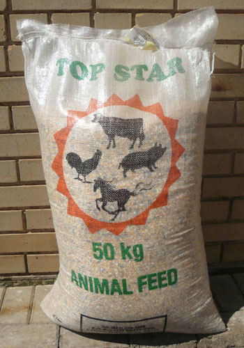 Mixed Fowl Feed 40kg
